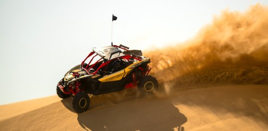 Maverick X3 X-rs Turbo 154 л.с.