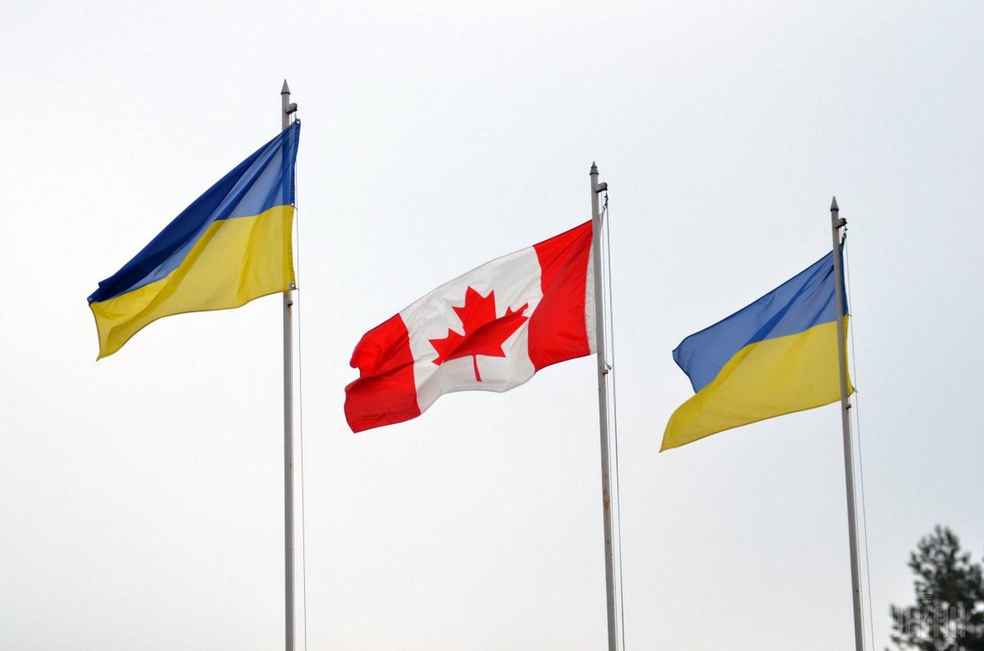Встреча руководства компании BRP Centre с послом Канады в Украине.