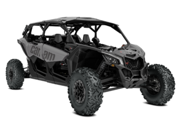 Maverick X3 MAX X RS TURBO R Platinum Satin '19