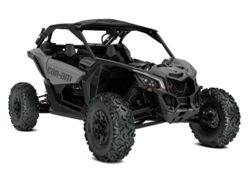 Maverick X3 X-rs Turbo R Platinum Satin '19