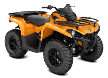 Outlander MAX DPS 570 Orange Crush '19