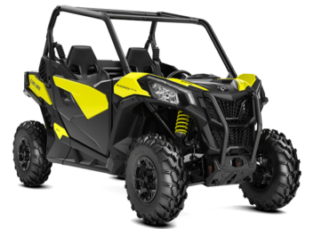 Maverick Trail DPS 1000 Sunburst Yellow '19