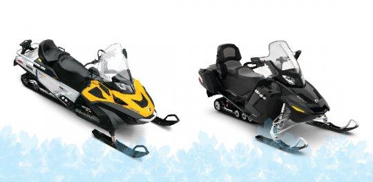Скидки на снегоходы Ski-Doo 2013-2014!