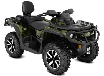 OUTLANDER MAX LIMITED 1000R Boreal Green '20