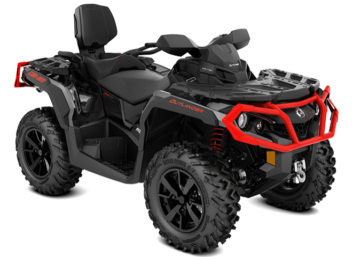 OUTLANDER MAX XT 650 Can-am Red-Black '19