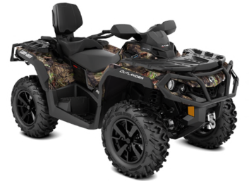 OUTLANDER MAX XT 650 Mossy Oak Break-up Country Camo '20
