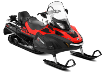 Skandic WT 900 ACE Viper Red '20