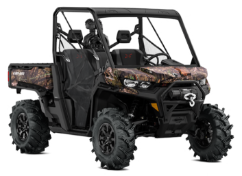 TRAXTER HD10 X-MR Camo '20
