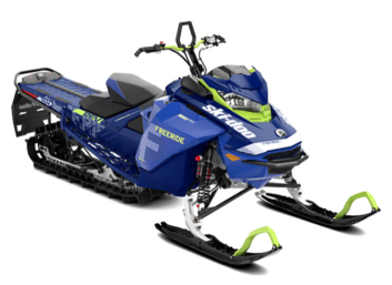 Freeride STD 154 850 E-TEC Intense Blue '20
