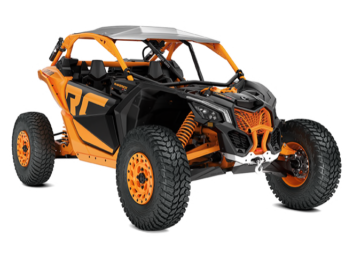 MAVERICK X3 X RC TURBO RR Orange Crush '20