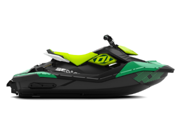 SPARK TRIXX 90hp 2 up iBR Quetzal Green / Manta Green '20