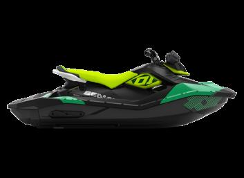 SPARK TRIXX 90 Quetzal & Manta Green 3-х местный '21