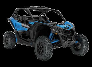 Maverick DS Turbo Octane blue '21